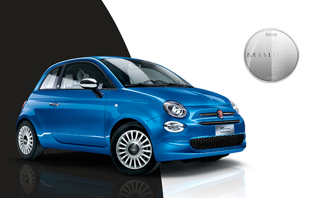 nouvelle fiat 500 mirror promotion voiture neuve fca belgique. Black Bedroom Furniture Sets. Home Design Ideas