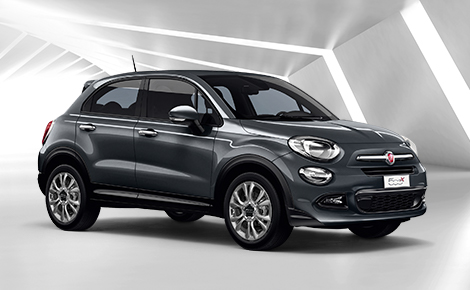 DER FIAT 500X CITY LOOK