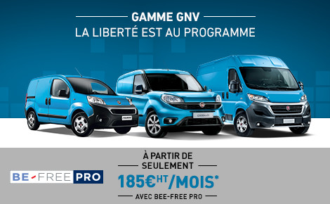 Gamme GNV
