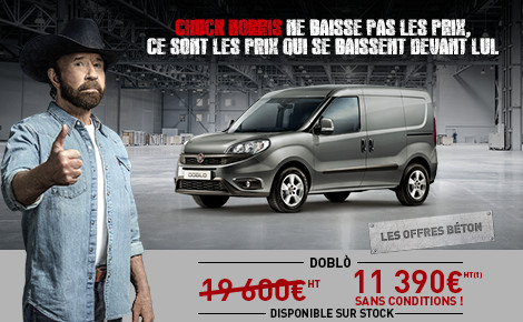 Destockage Doblo