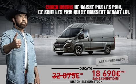 Destockage Ducato