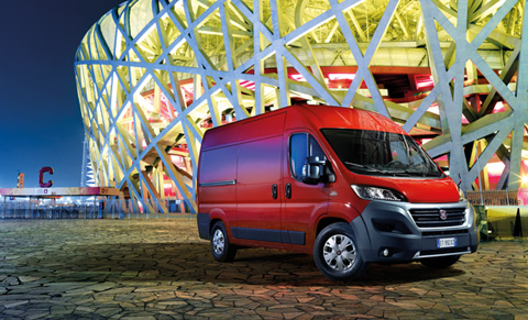 DUCATO con LEASING FACILE