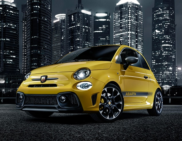 abarth 595 competizione. Black Bedroom Furniture Sets. Home Design Ideas