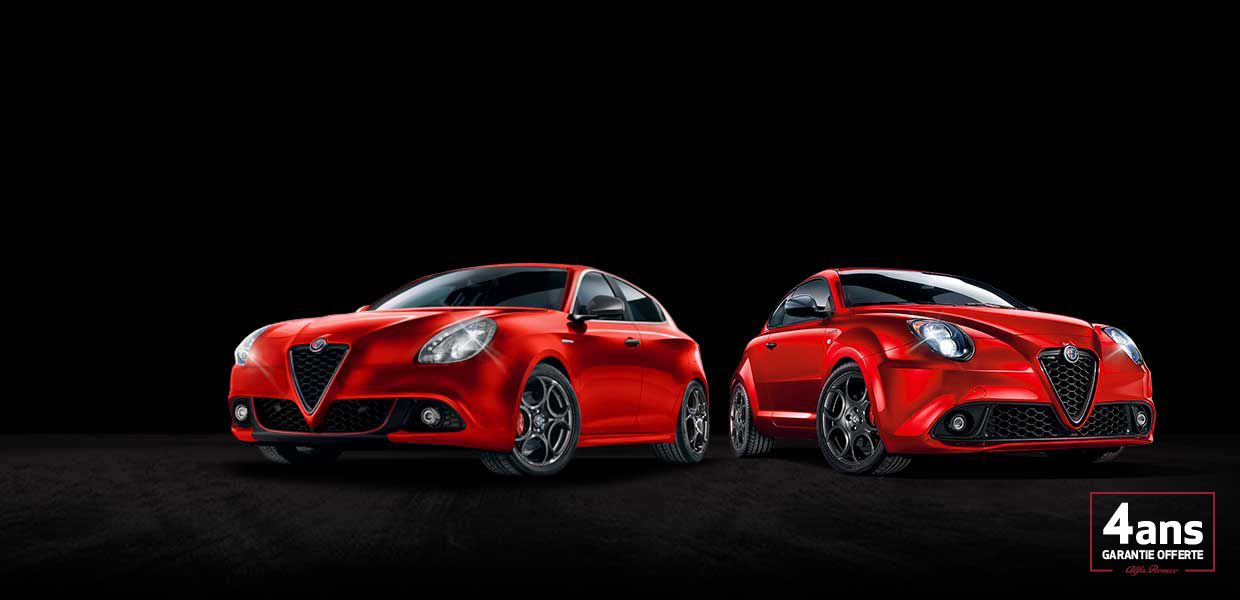 alfa romeo mito et giulietta. Black Bedroom Furniture Sets. Home Design Ideas