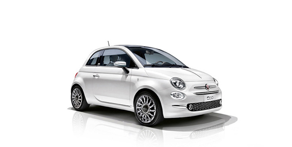 fiat 500 promotions. Black Bedroom Furniture Sets. Home Design Ideas