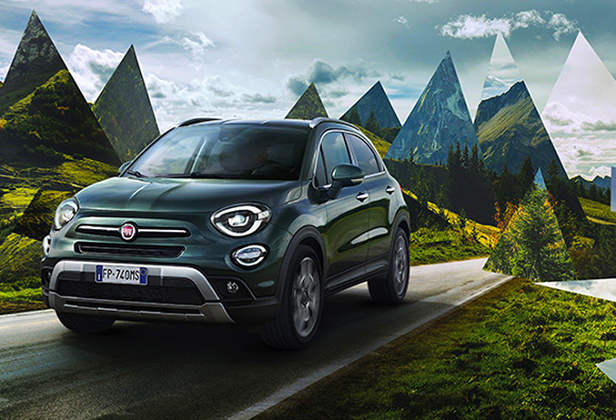 fiat 500x city cross first edition. Black Bedroom Furniture Sets. Home Design Ideas