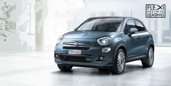 fleet business fiat 500x business line ausstattung. Black Bedroom Furniture Sets. Home Design Ideas