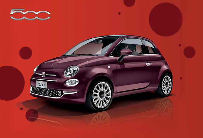 fiat 500. Black Bedroom Furniture Sets. Home Design Ideas