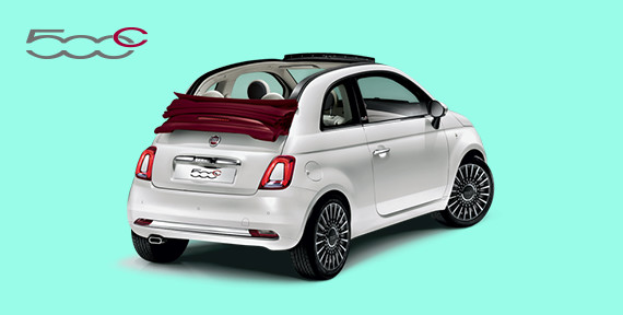 fiat 500 cabriolet offre citadine fiat. Black Bedroom Furniture Sets. Home Design Ideas