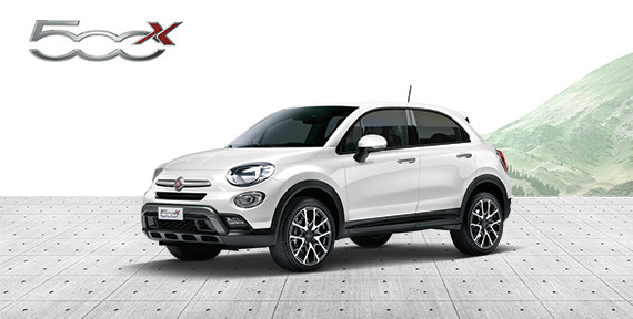 fiat 500x tout quip e offre crossover fiat. Black Bedroom Furniture Sets. Home Design Ideas