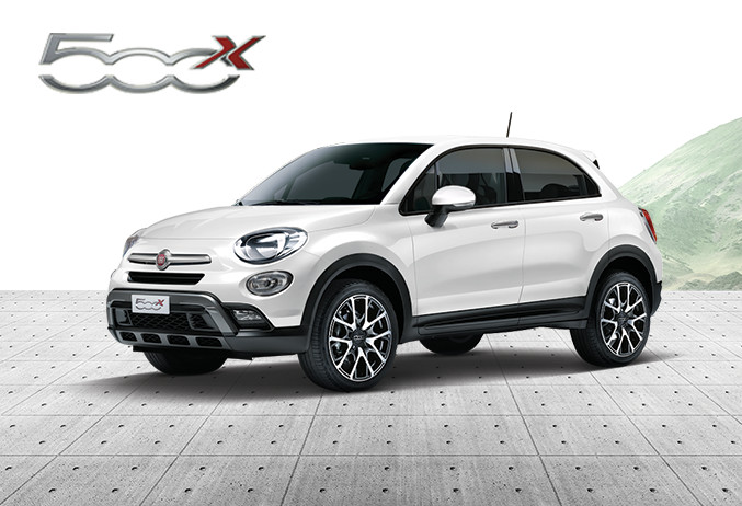 Fiat 500x for S design photo
