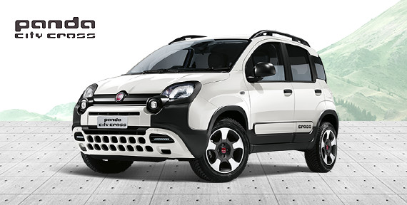 fiat panda city cross le suv de poche fiat. Black Bedroom Furniture Sets. Home Design Ideas