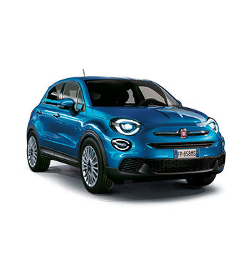 Fiat 500X Cross Look: performances and safety | Fiat UK