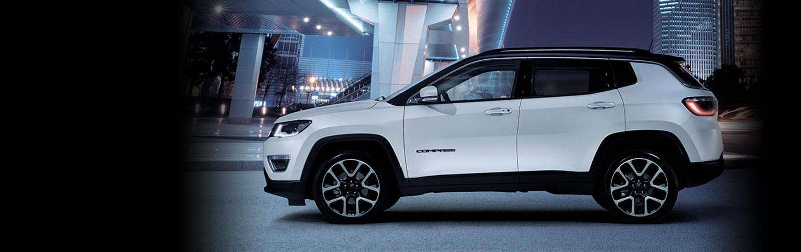 OFFRE BUSINESS : JEEP® COMPASS BLACK STAR