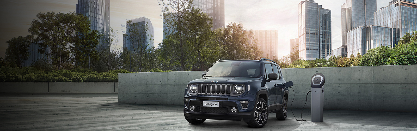 Jeep Renegade 4xe 80th Anniversary