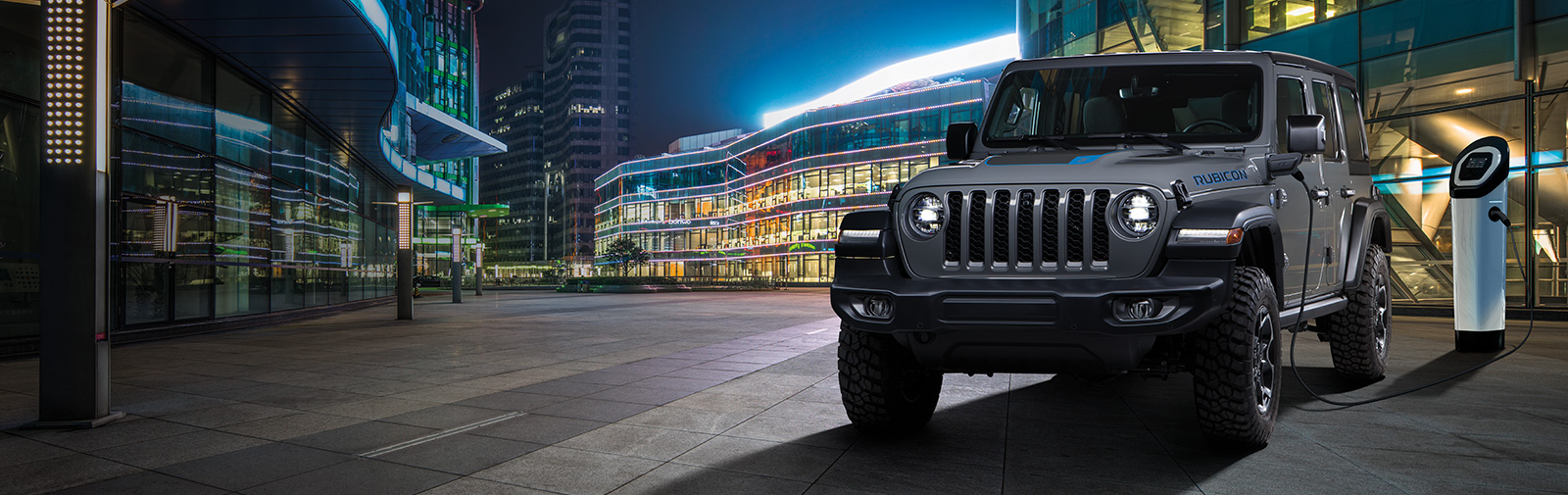 NEUER JEEP WRANGLER 4XE PLUG-IN-HYBRID FIRST EDITION
