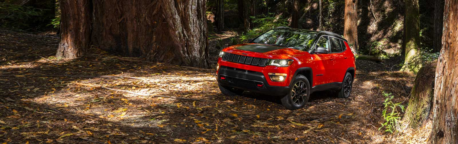JEEP® COMPASS TRAILHAWK®