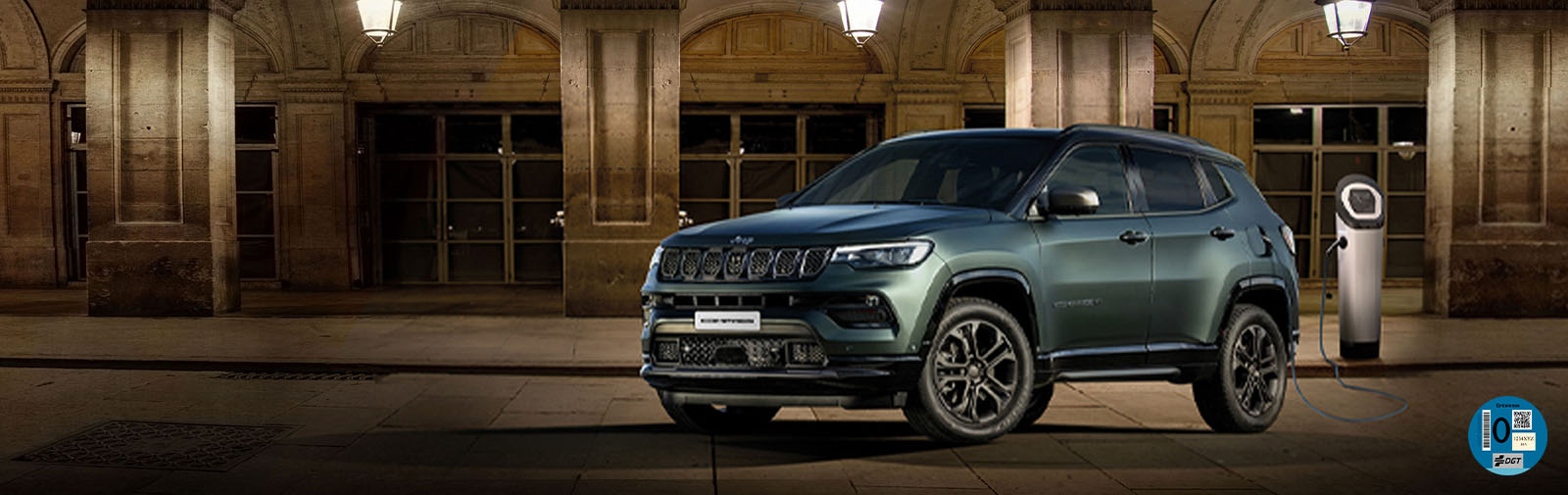 NUEVO JEEP® COMPASS 4xe LIMITED