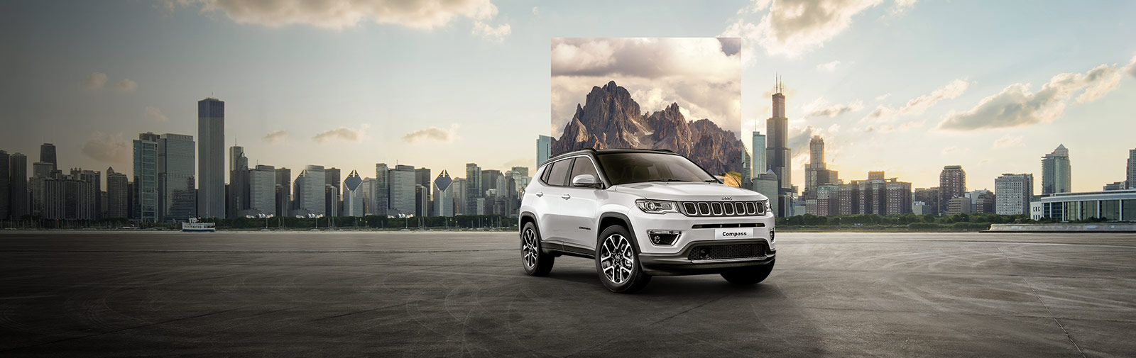 Offres Jeep® Compass | Reprise + 4,000€ | Promotions Jeep®