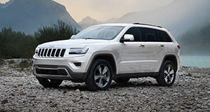 Jeep Grand Cherokee SUV Personal Contract Purchase Options