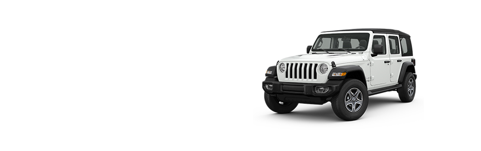 ALL-NEW JEEP? WRANGLER - PCP 0%