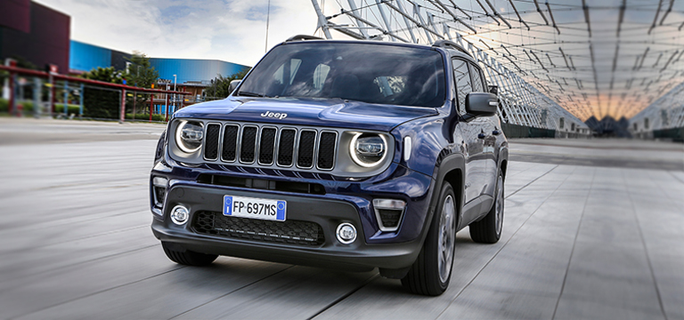 Jeep Renegade Offers Jeep Renegade Jeep Ie