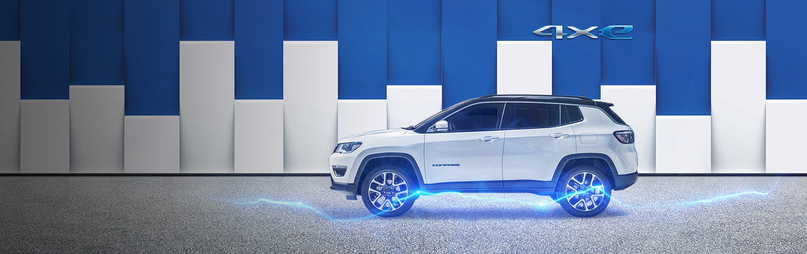 OFFRE BUSINESS: JEEP<sup>&reg;</sup> COMPASS Hybride rechargeable