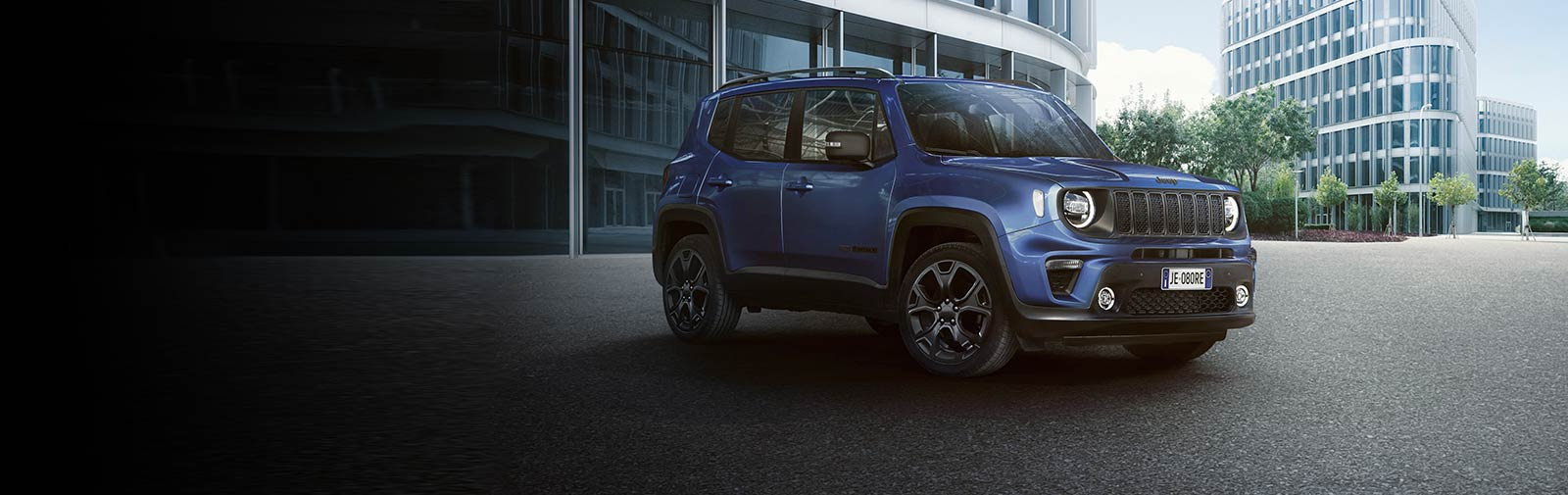 Jeep<sub>&reg;</sub> Renegade
