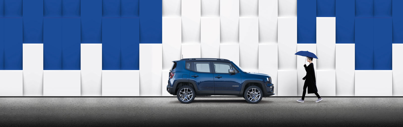 Jeep Renegade Leasys