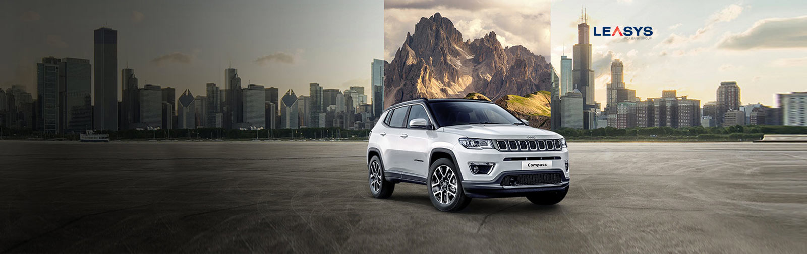 JEEP® COMPASS RENTING