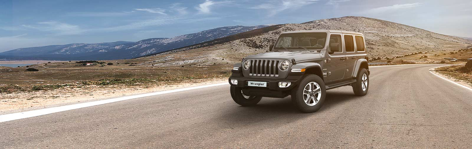 JEEP® WRANGLER UNLIMITED