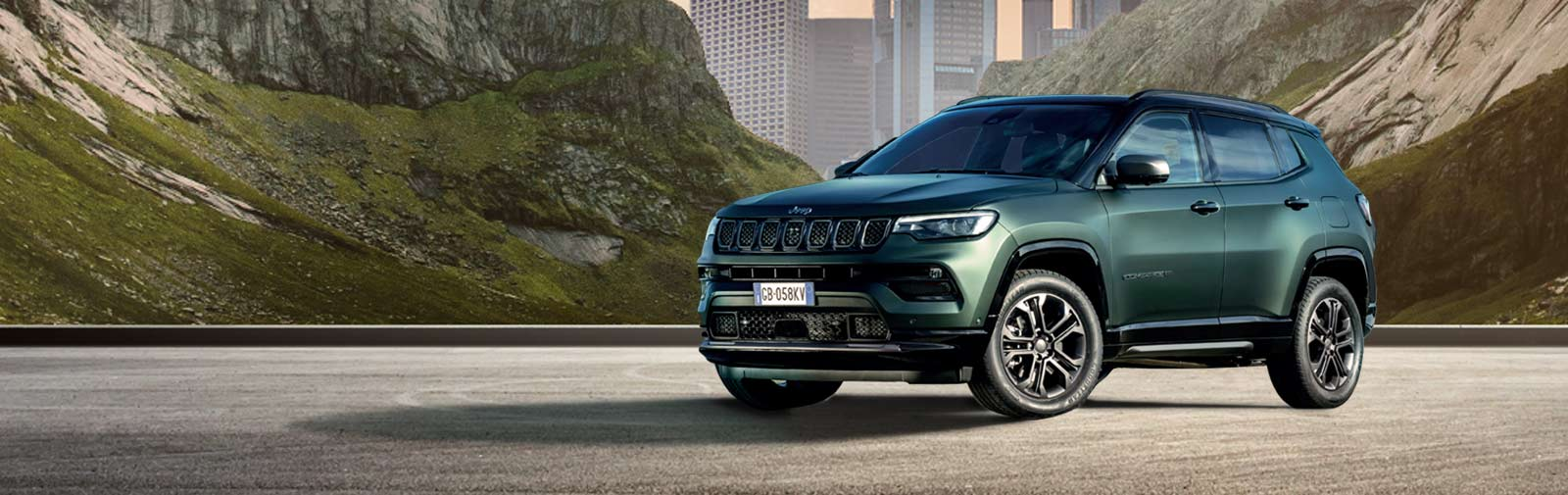 JEEP COMPASS FINANCIERING 1,99%