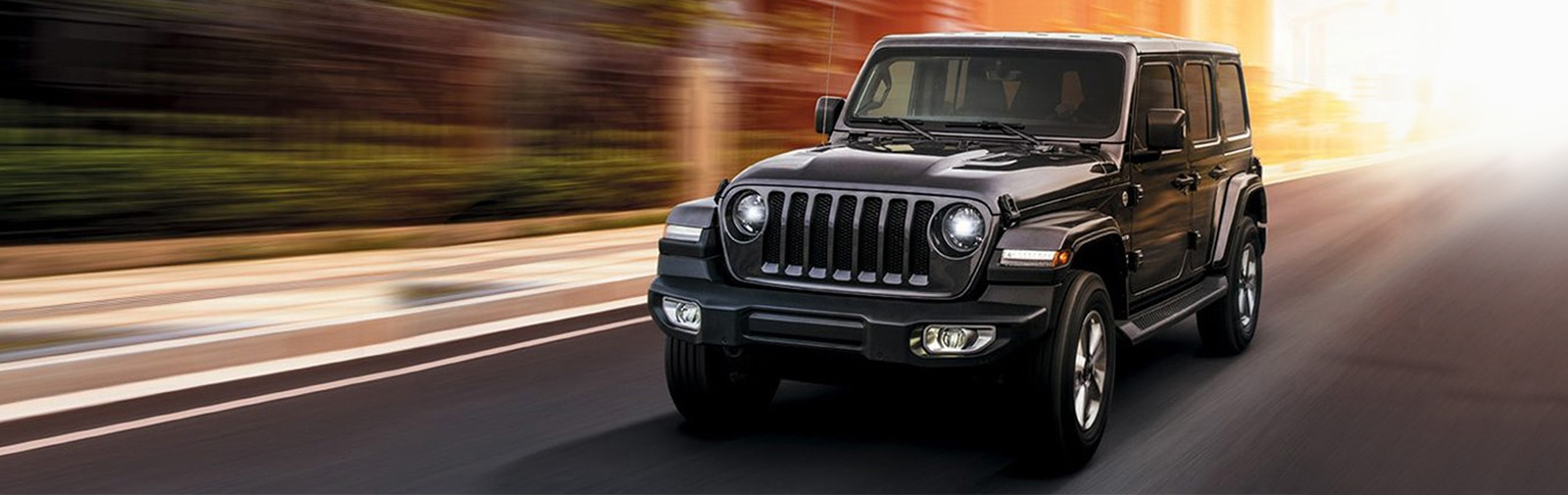 BUSINESS AANBIEDING: JEEP<sup>®</sup> WRANGLER