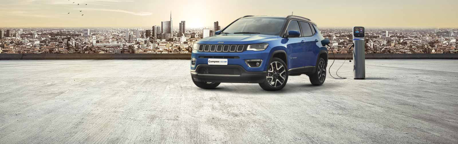 Jeep® Compass 4xe