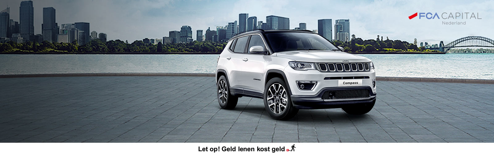 JEEP<sub>&reg;</sub>&nbsp;COMPASS FINANCIAL LEASE 1,99%