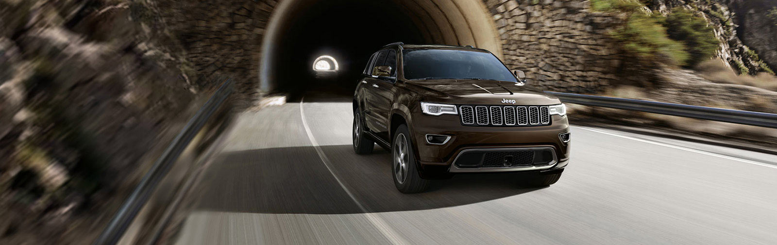 Jeep® Grand Cherokee SUV Personal Contract Purchase Options