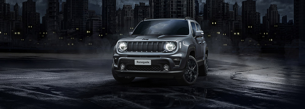 Renegade Pcp Personal Contract Purchase Offers Jeep Uk