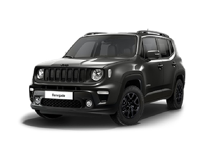 Renegade Private Promotions New Car Deals Offers Jeep Uk